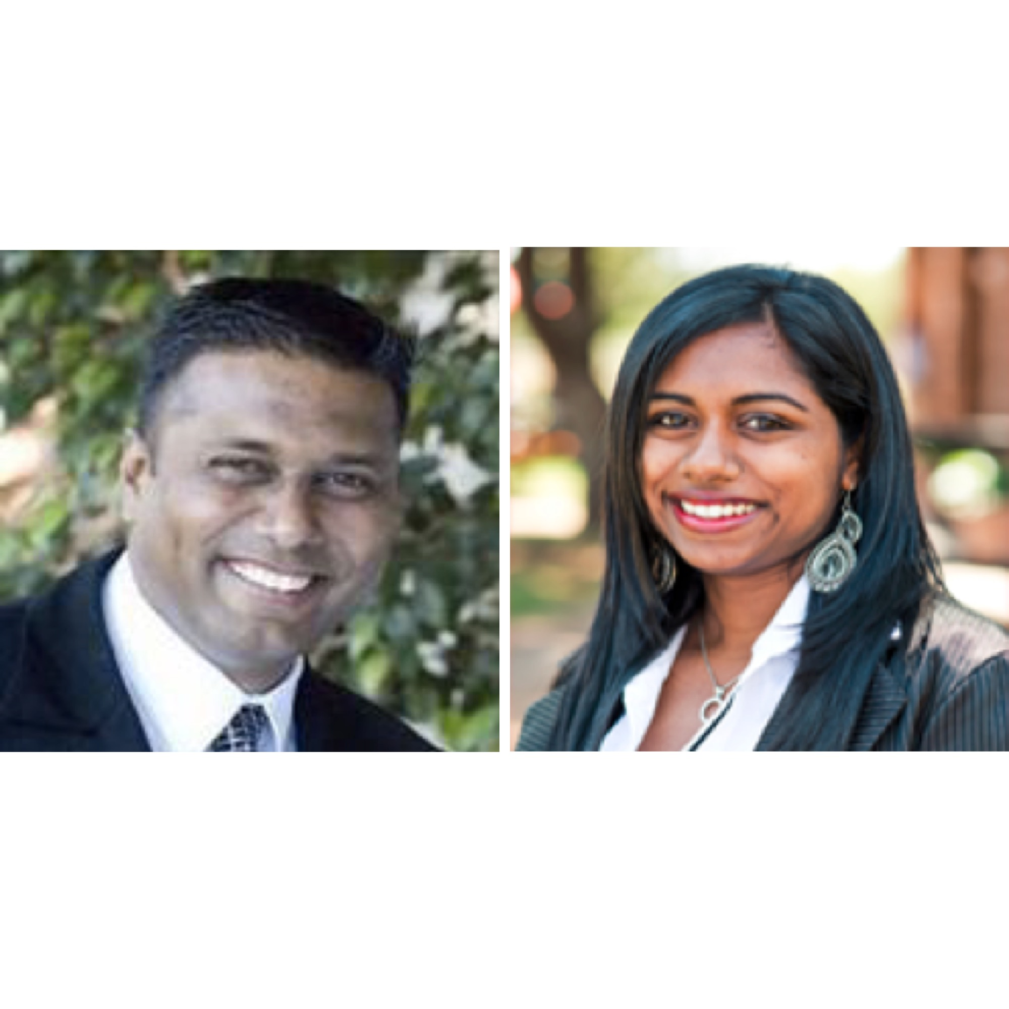 Mr. Dayalan Govender & Ms. Nicole Pillay